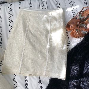 Lace Skirt Size 10